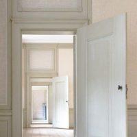 Puertas blancas para tu hogar